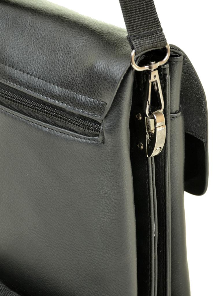 Сумка Мужская Планшет иск-кожа DR. BOND 307-2 black