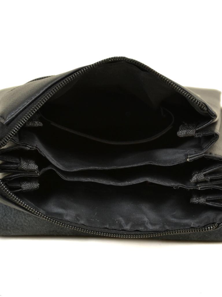 Сумка Мужская Планшет иск-кожа DR. BOND 308-1 black - фото 5
