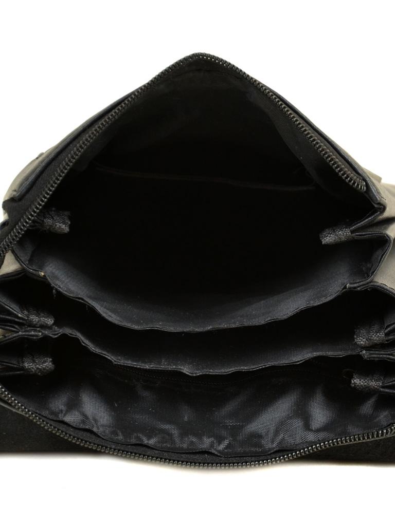 Сумка Мужская Планшет иск-кожа DR. BOND 308-2 black - фото 5