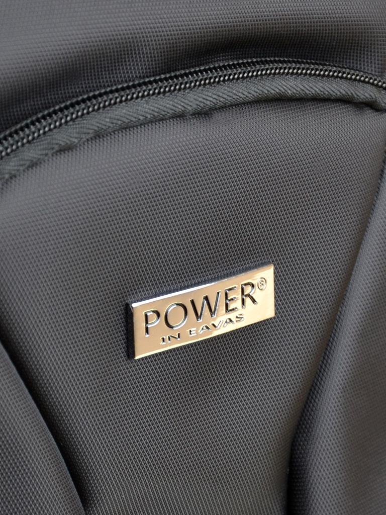 Дорожная Сумка на колесах нейлон Power In Eavas 1878-22 big black