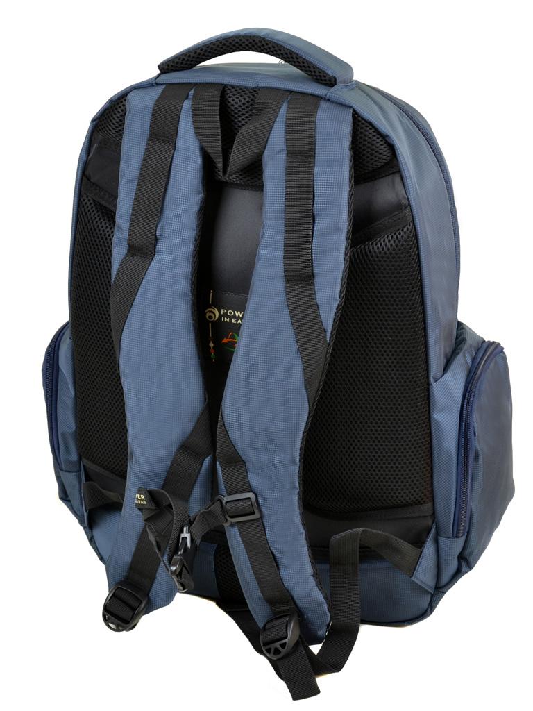 Рюкзак Городской нейлон Power In Eavas 3891 blue