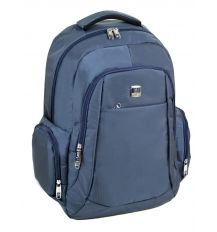Рюкзак Городской нейлон Power In Eavas 3891 blue Распродажа