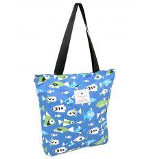 Сумка Женская Классическая текстиль PODIUM Shopping-bag 901-1