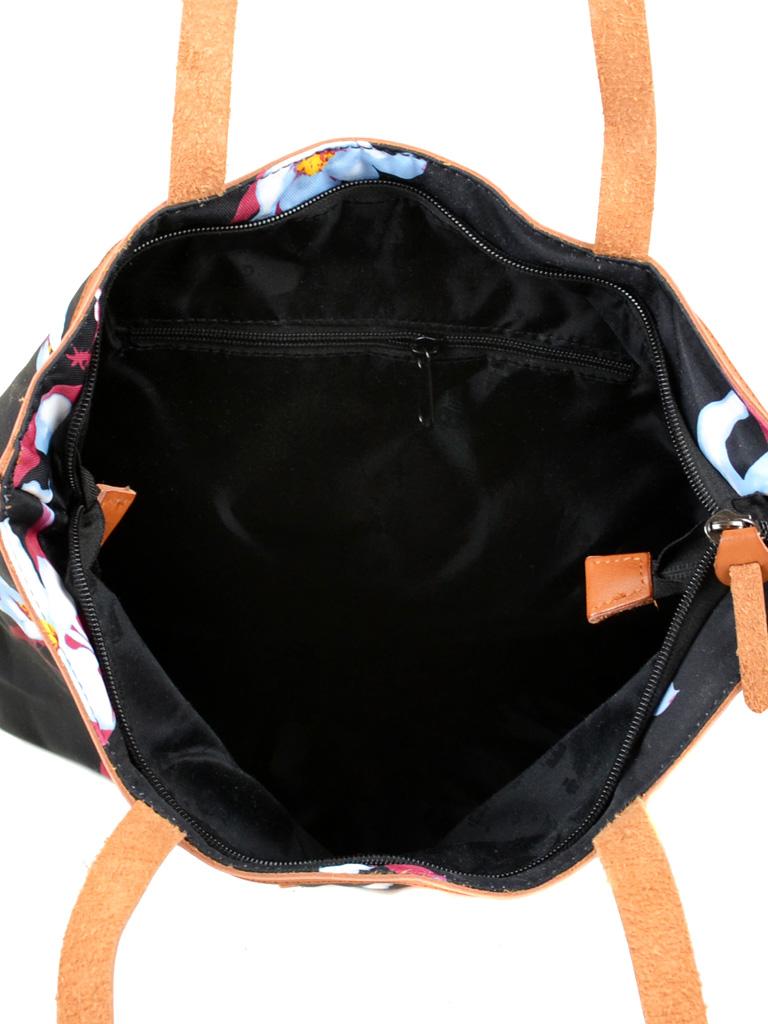 Сумка Женская Классическая нейлон PODIUM Shopping-bag 903-1 - фото 3
