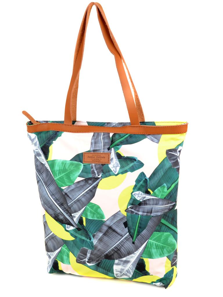 Сумка Женская Классическая нейлон PODIUM Shopping-bag 903-4