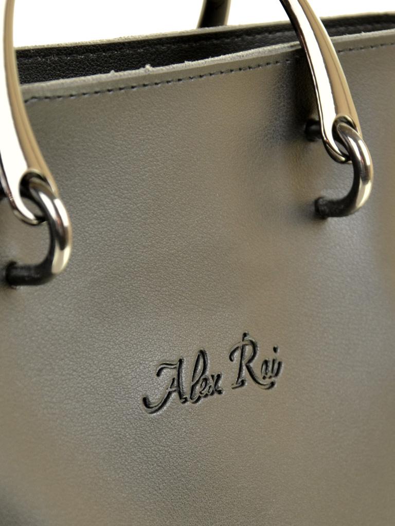 Сумка Женская Классическая иск-кожа ALEX RAI 2-04 1861 black