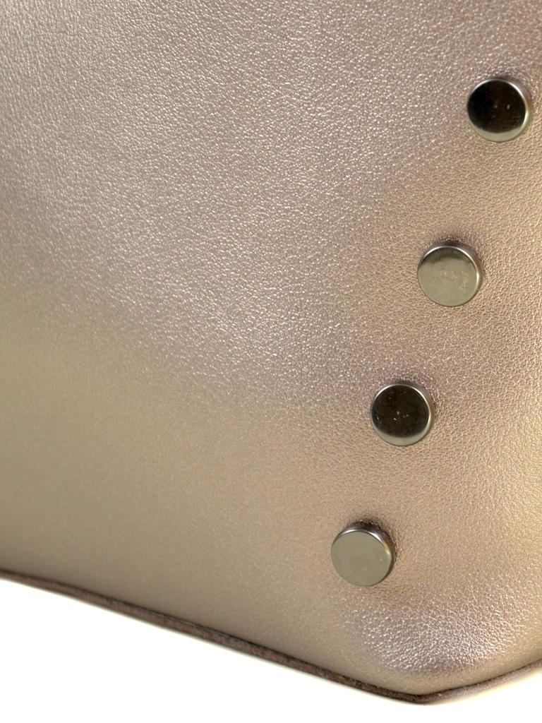 Сумка Женская Классическая иск-кожа ALEX RAI 2-04 1861 bronz