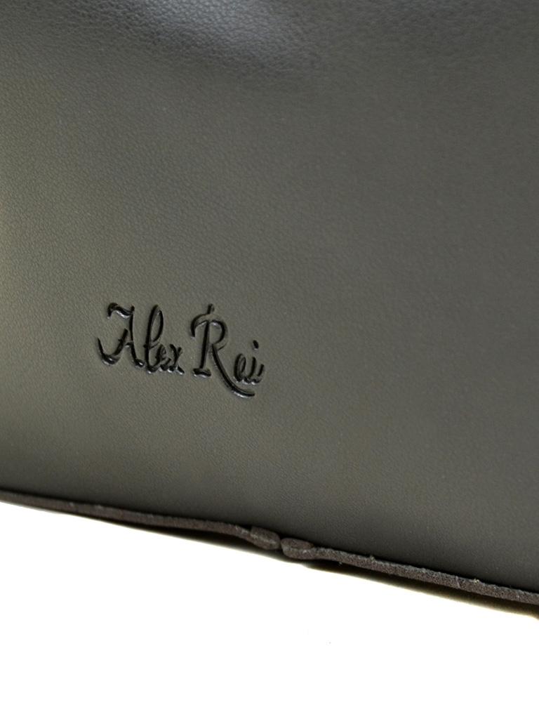 Сумка Женская Классическая иск-кожа ALEX RAI 2-04 2002 black