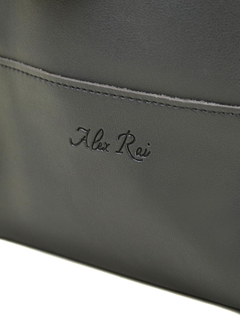 Сумка Женская Классическая иск-кожа ALEX RAI 2-04 8069 black - фото 3