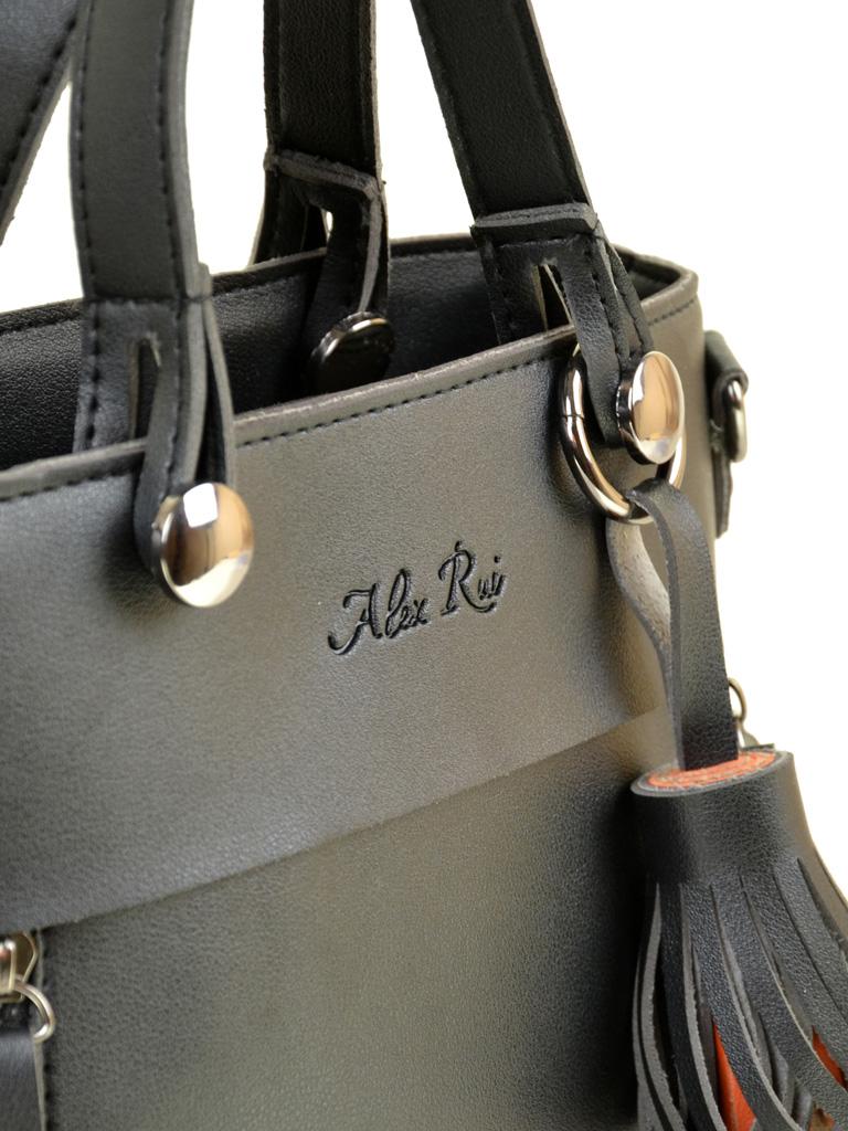 Сумка Женская Классическая иск-кожа ALEX RAI 2-04 8070 black