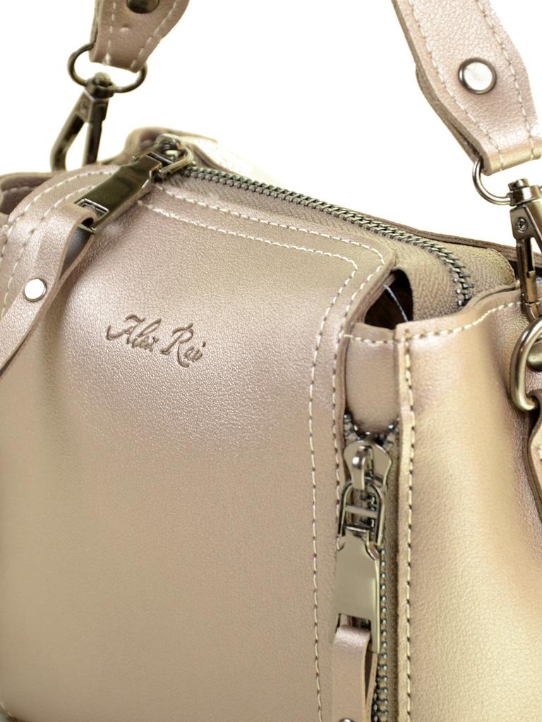 Сумка Женская Классическая иск-кожа ALEX RAI 2-04 809 bronz