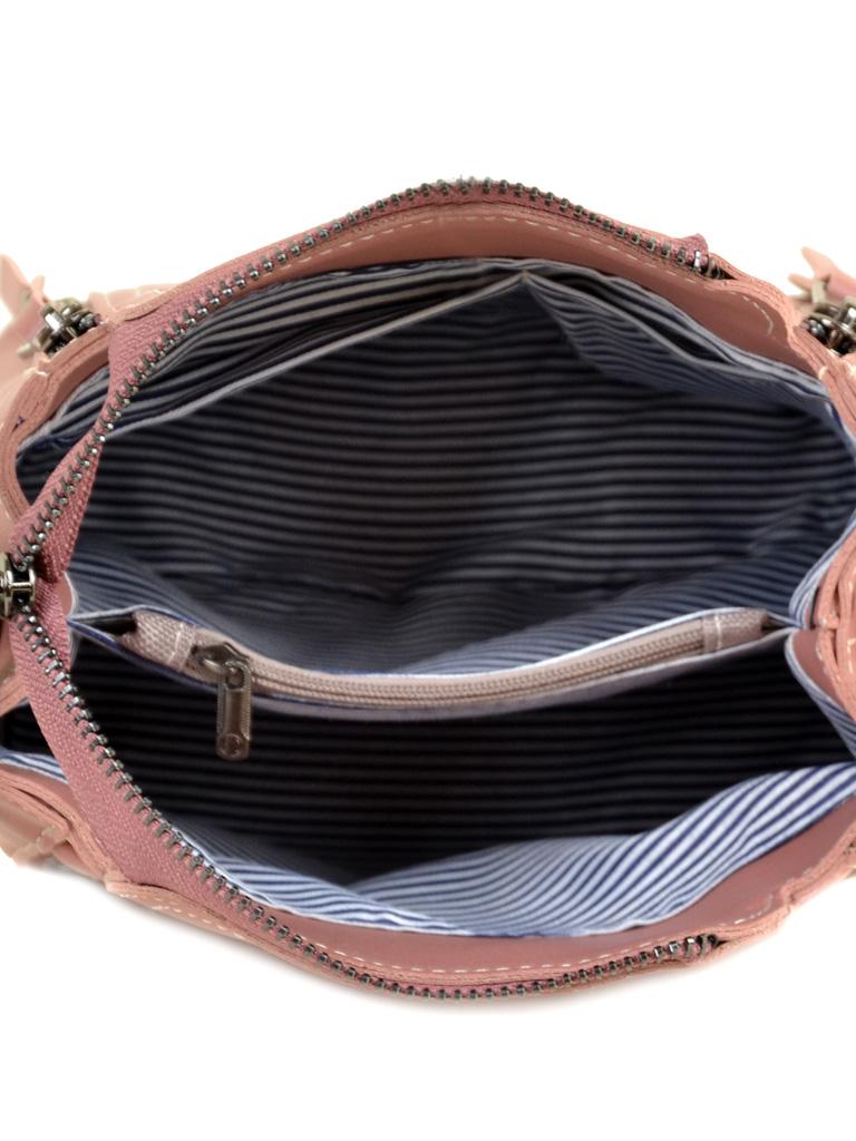 Сумка Женская Классическая иск-кожа ALEX RAI 2-04 809 pink