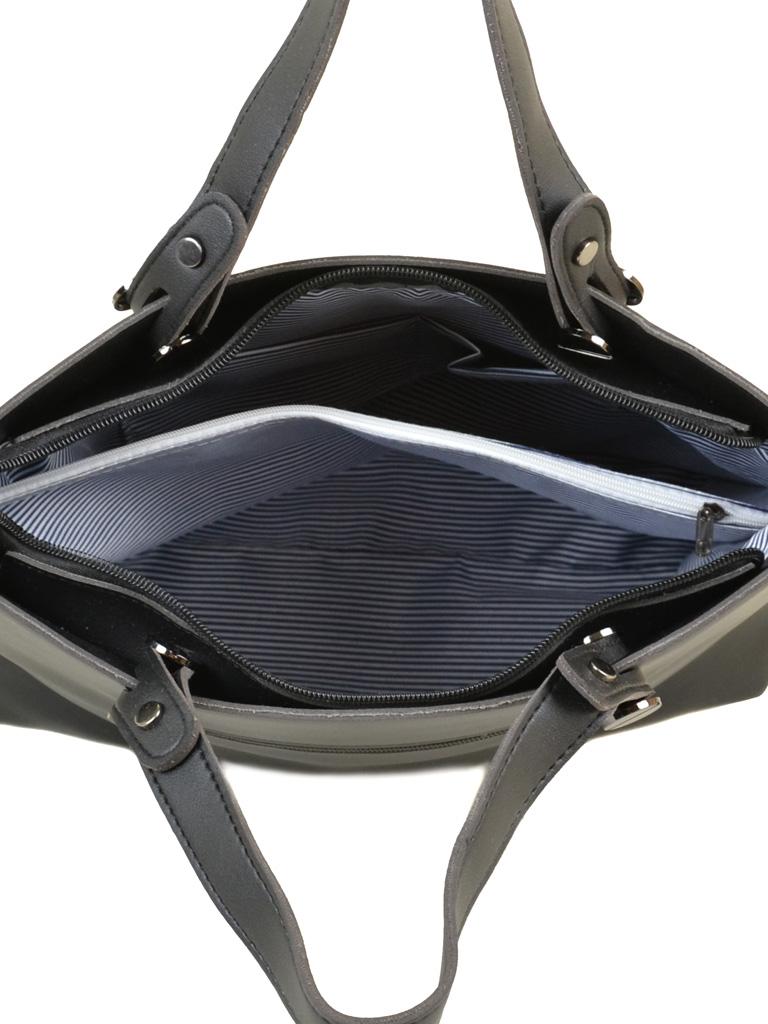 Сумка Женская Классическая иск-кожа ALEX RAI 2-04 A-03 black