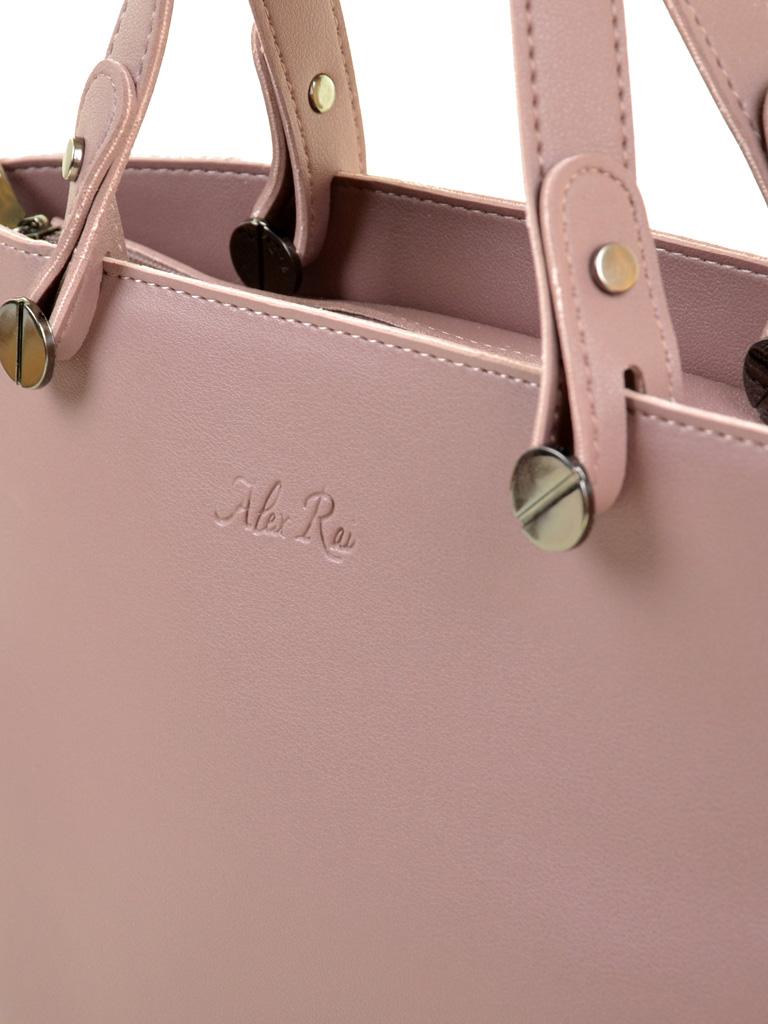 Сумка Женская Классическая иск-кожа ALEX RAI 2-04 A-03 violet