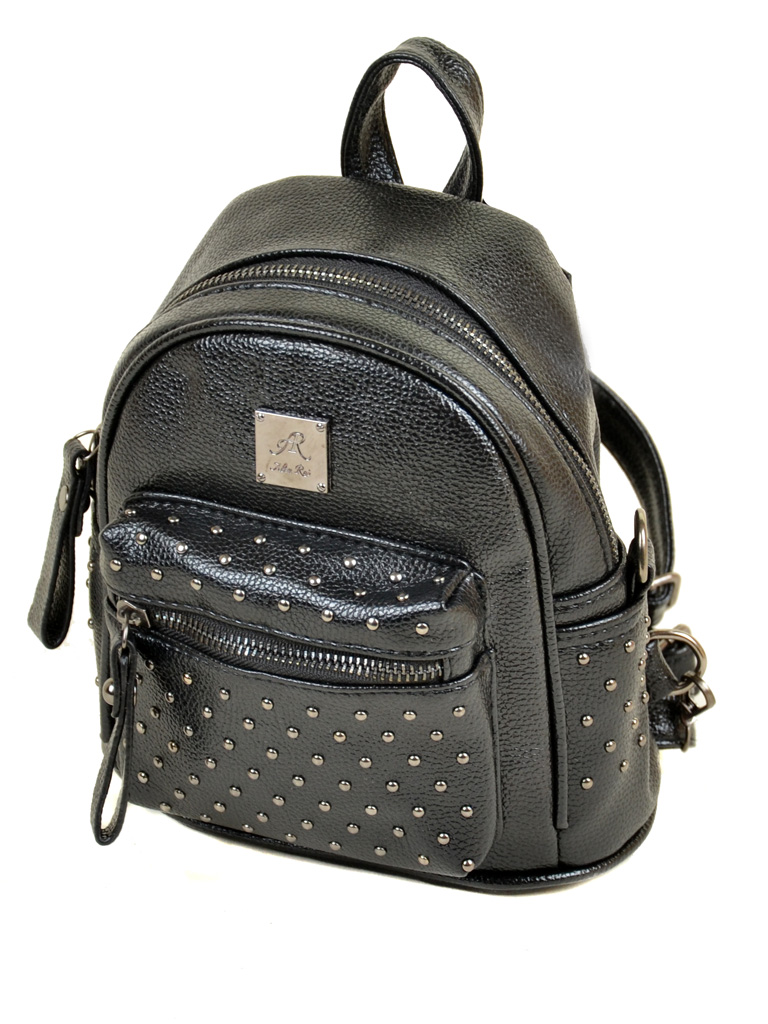 Рюкзак Городской иск-кожа ALEX RAI 2-05 1702-0 black