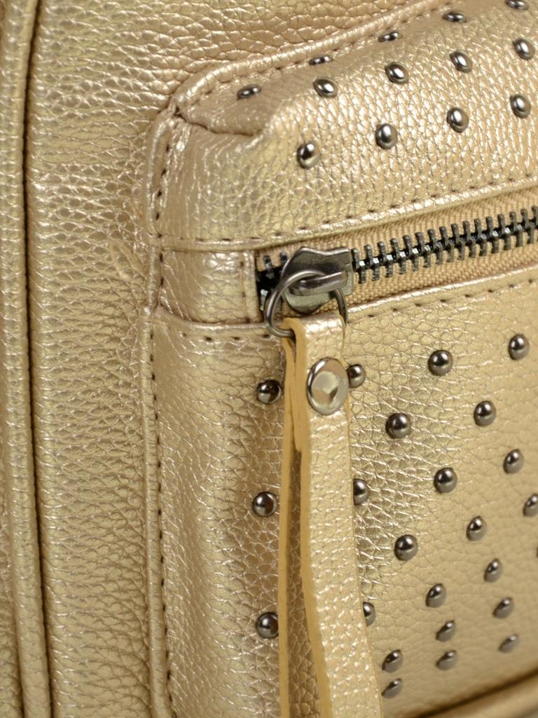 Рюкзак Городской иск-кожа ALEX RAI 2-05 1702-0 gold