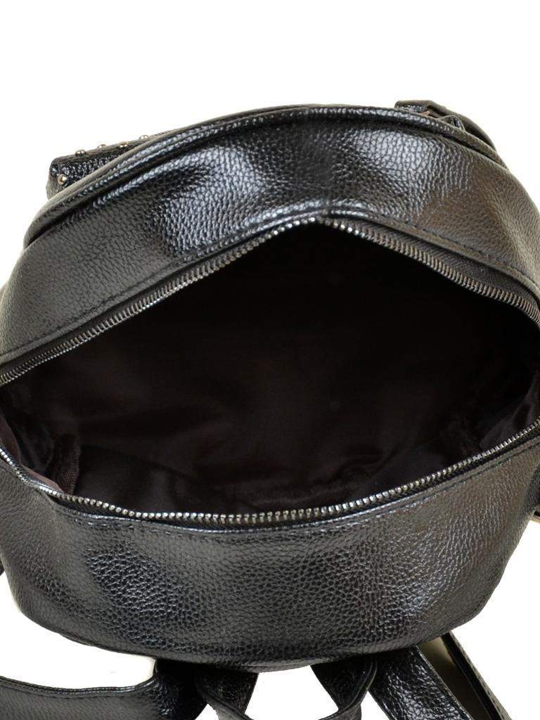 Рюкзак Городской иск-кожа ALEX RAI 2-05 1702-1 black - фото 5