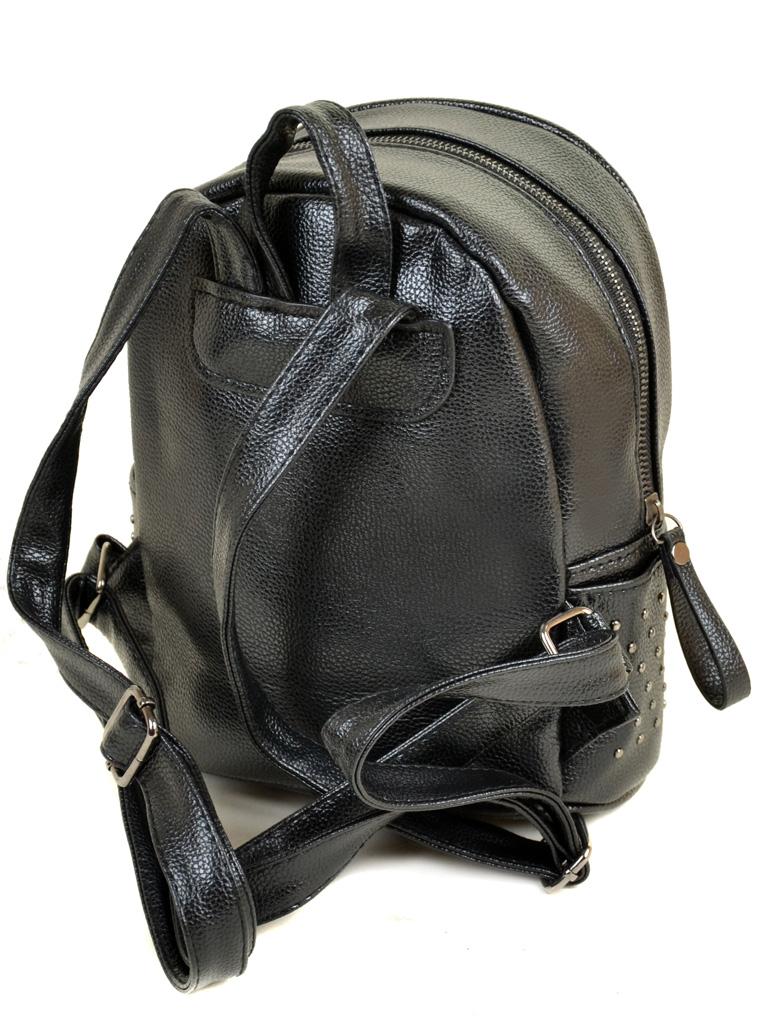 Рюкзак Городской иск-кожа ALEX RAI 2-05 1702-1 black