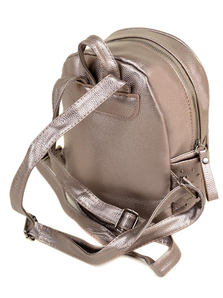 Рюкзак Городской иск-кожа ALEX RAI 2-05 1702-1 iron-grey