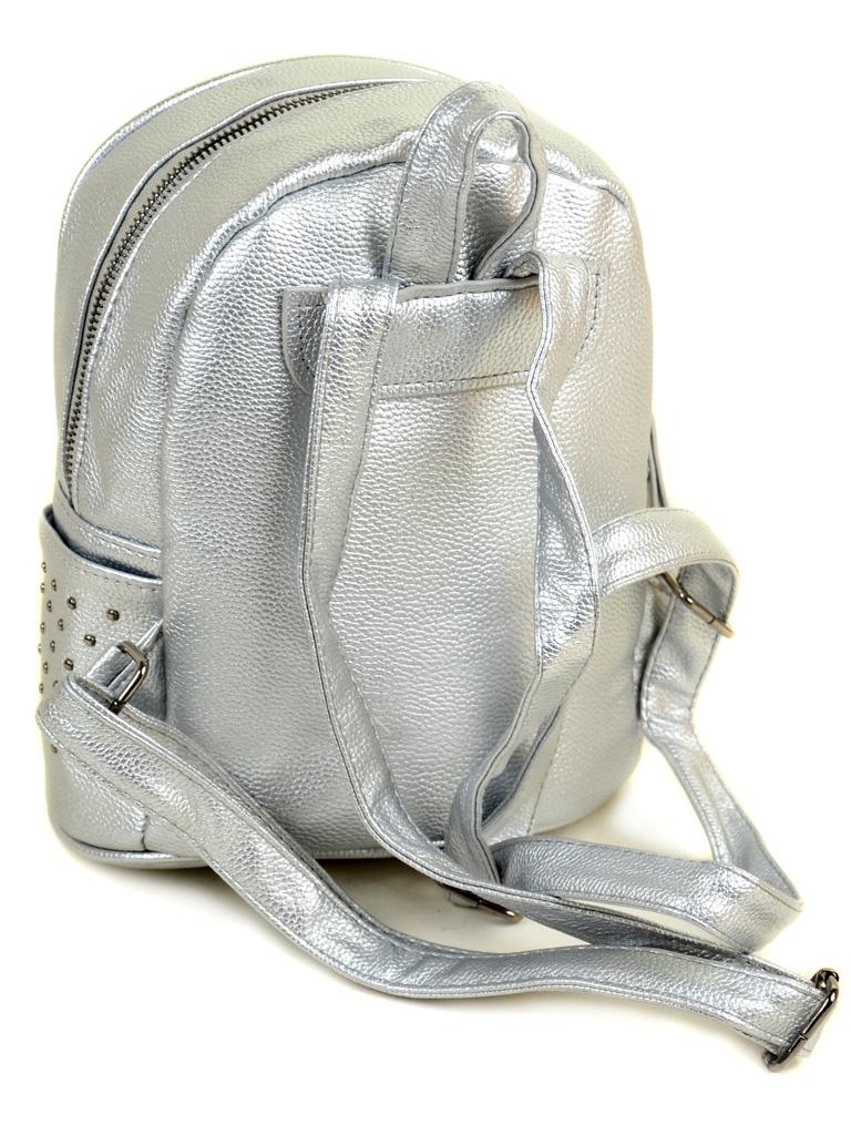 Рюкзак Городской иск-кожа ALEX RAI 2-05 1702-1 silver