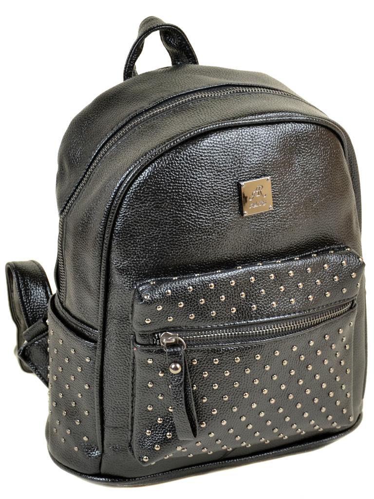 Рюкзак Городской иск-кожа ALEX RAI 2-05 1702-2 black