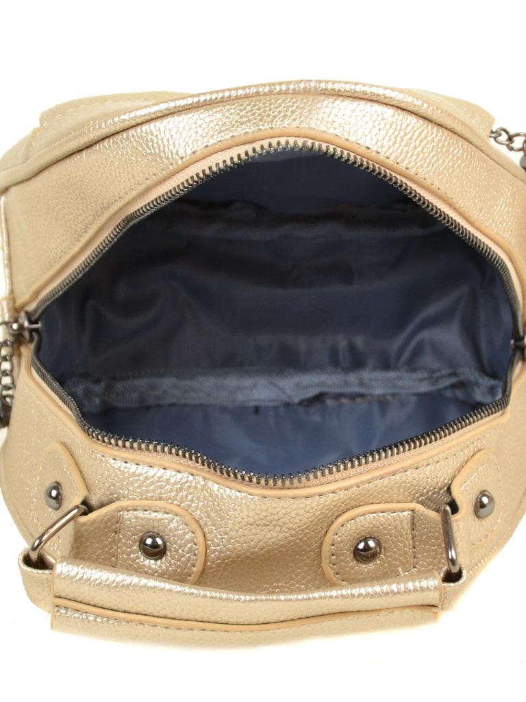 Рюкзак Городской иск-кожа ALEX RAI 2-05 1705-0 gold