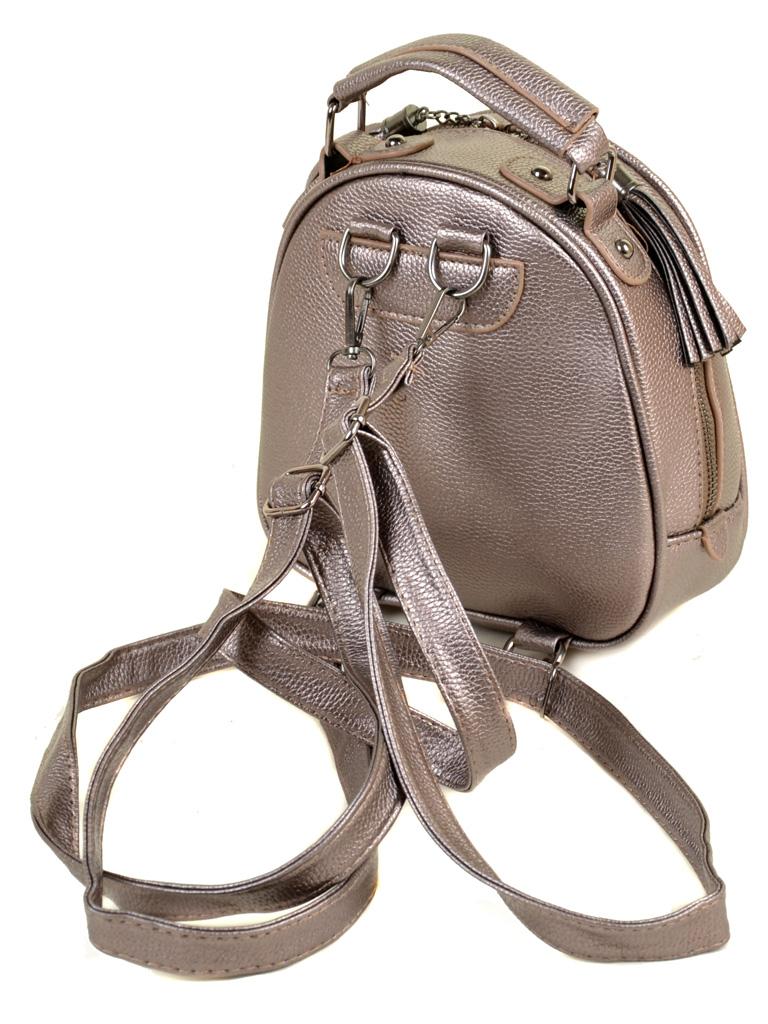 Рюкзак Городской иск-кожа ALEX RAI 2-05 1705-0 iron-grey