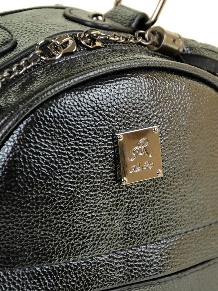 Рюкзак Городской иск-кожа ALEX RAI 2-05 1705-1 black
