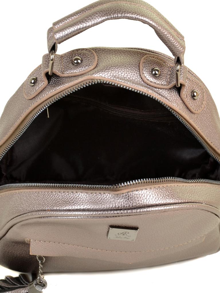 Рюкзак Городской иск-кожа ALEX RAI 2-05 1705-1 iron-grey