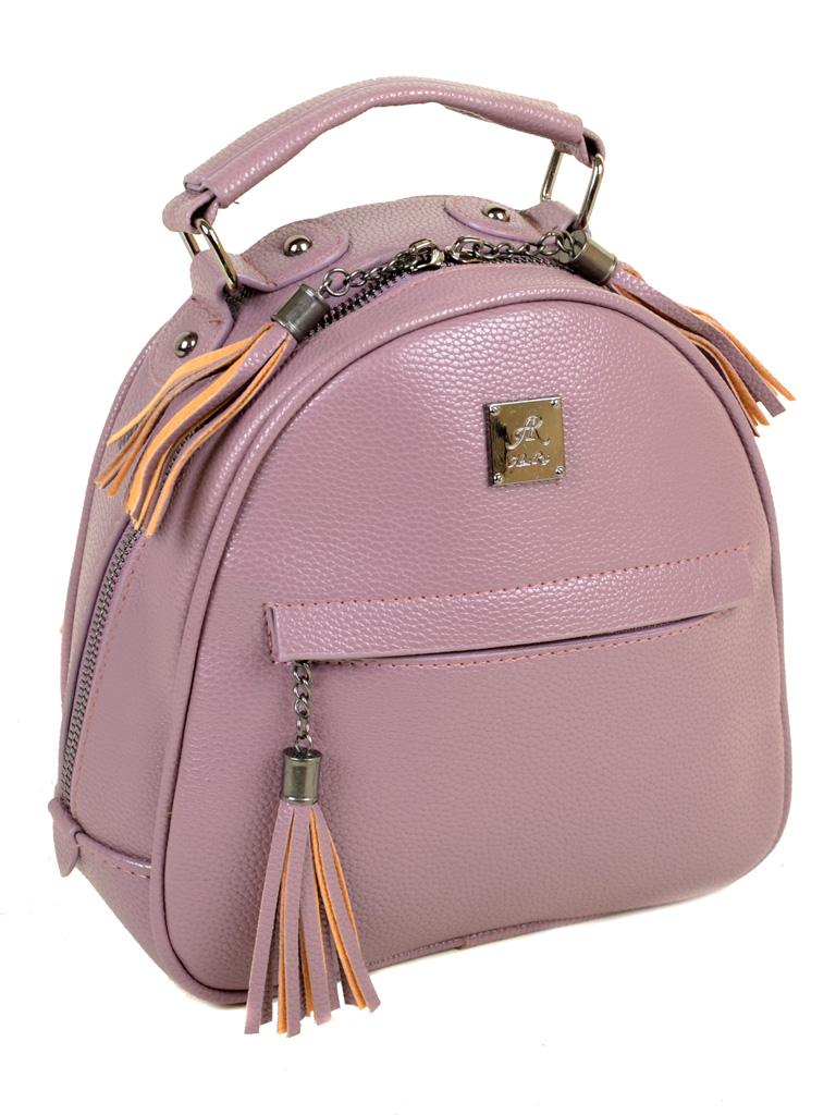 Рюкзак Городской иск-кожа ALEX RAI 2-05 1705-1 pink