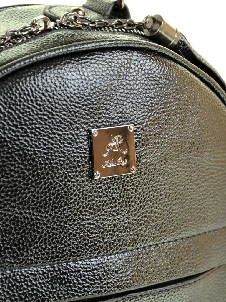 Рюкзак Городской иск-кожа ALEX RAI 2-05 1705-2 black