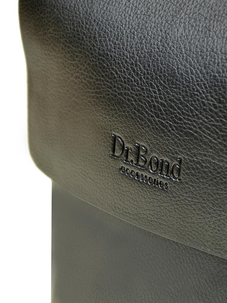 Сумка Мужская Планшет иск-кожа DR. BOND 301-3 black