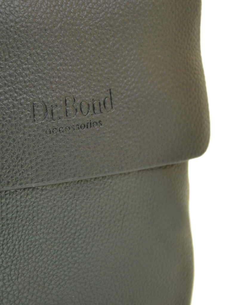 Сумка Мужская Планшет иск-кожа DR. BOND 304-2 black