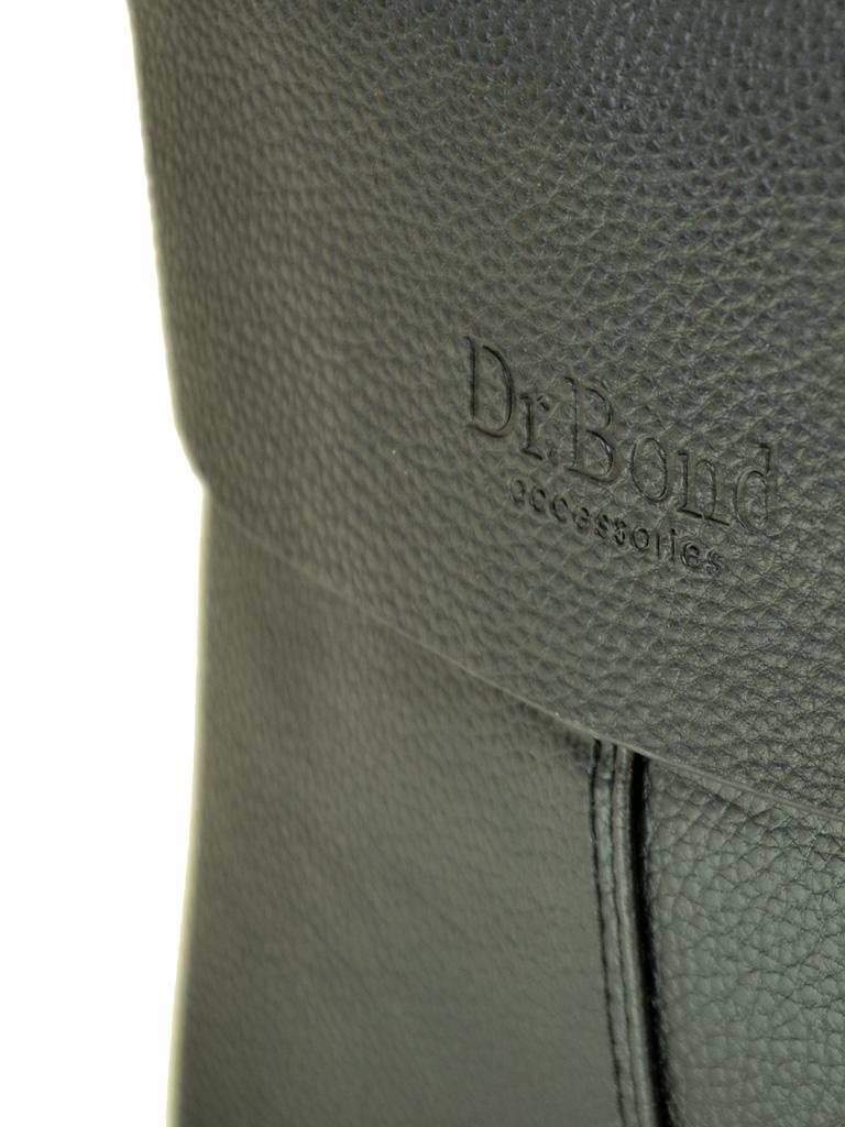 Сумка Мужская Планшет иск-кожа DR. BOND 207-2 black