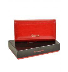 Кошелек Canarie кожа ALESSANDRO PAOLI W34-1 red
