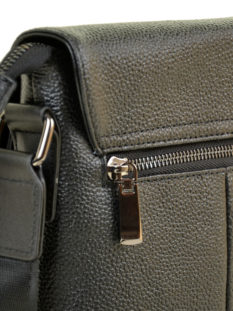 Сумка Мужская Планшет кожа BRETTON 505-2 black - фото 4