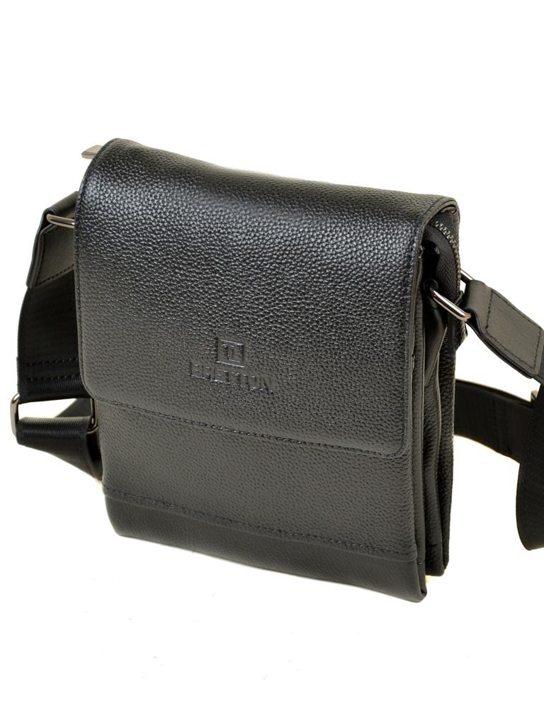 Сумка Мужская Планшет кожа BRETTON 506-1 black