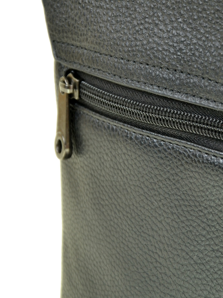 Сумка Мужская Планшет иск-кожа DR. BOND 206-2 black - фото 4