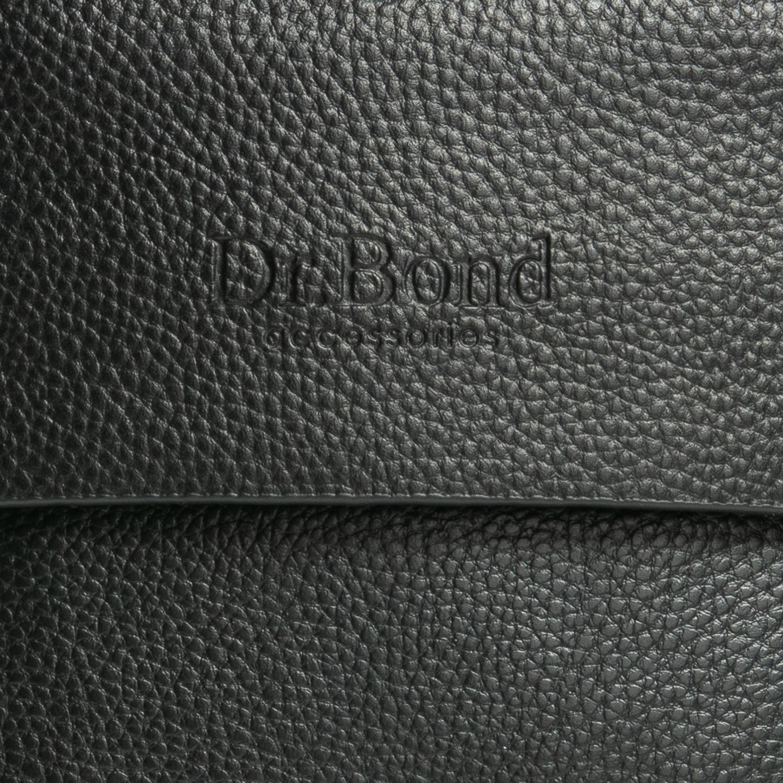 Сумка Мужская Планшет иск-кожа DR. BOND 308-3 black - фото 5