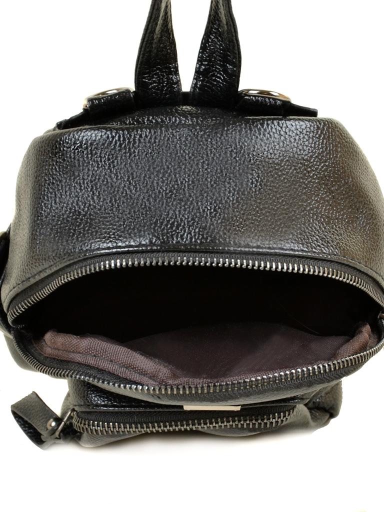 Сумка Женская Рюкзак иск-кожа ALEX RAI 2-05 1703-0 black