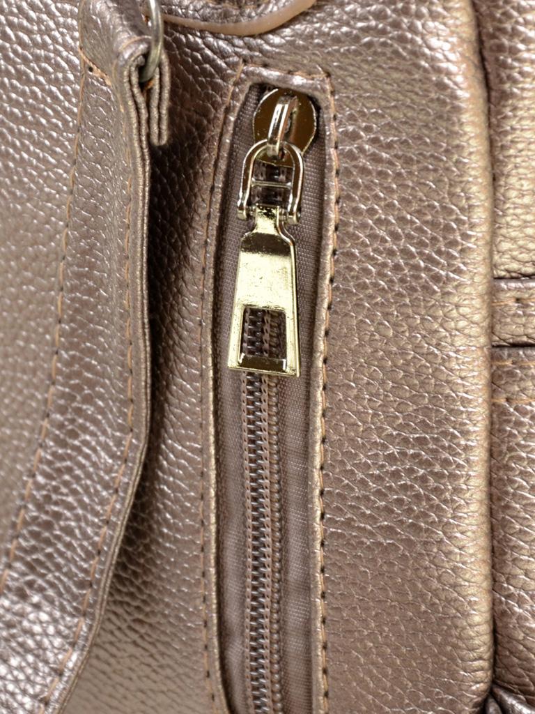 Сумка Женская Рюкзак иск-кожа ALEX RAI 2-05 1703-0 iron-grey
