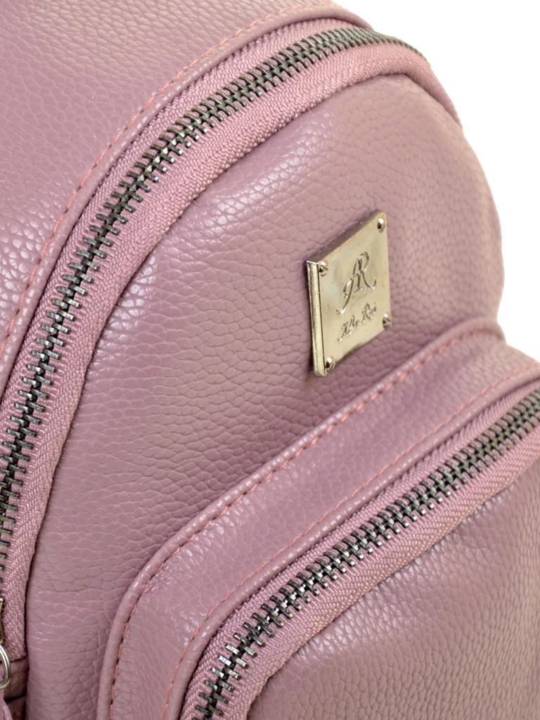 Сумка Женская Рюкзак иск-кожа ALEX RAI 2-05 1703-0 pink - фото 3