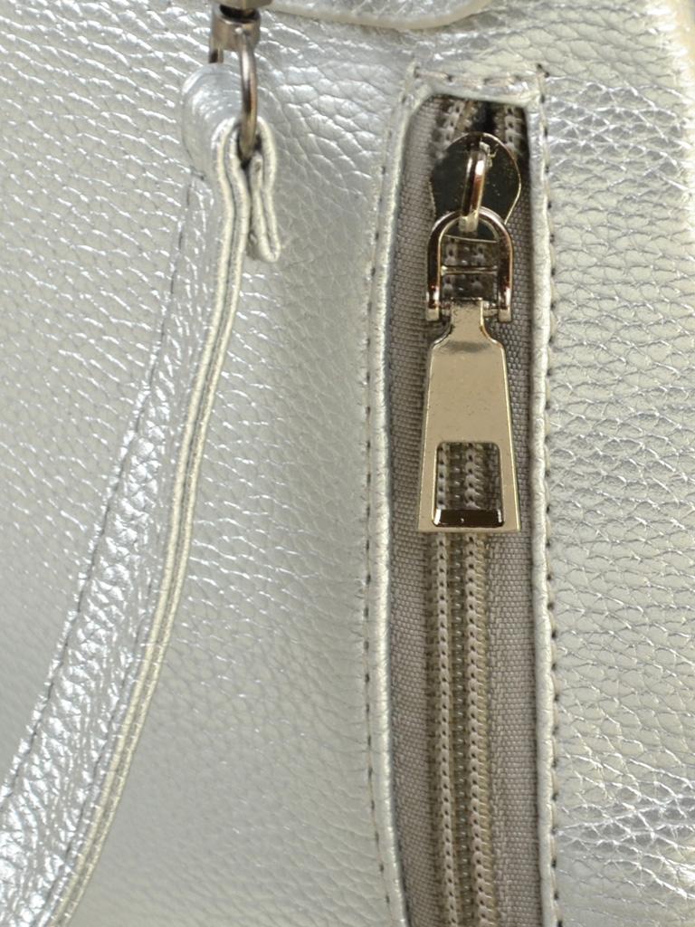 Сумка Женская Рюкзак иск-кожа ALEX RAI 2-05 1703-0 silver