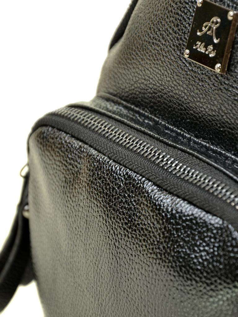 Сумка Женская Рюкзак иск-кожа ALEX RAI 2-05 1703-1 black - фото 3