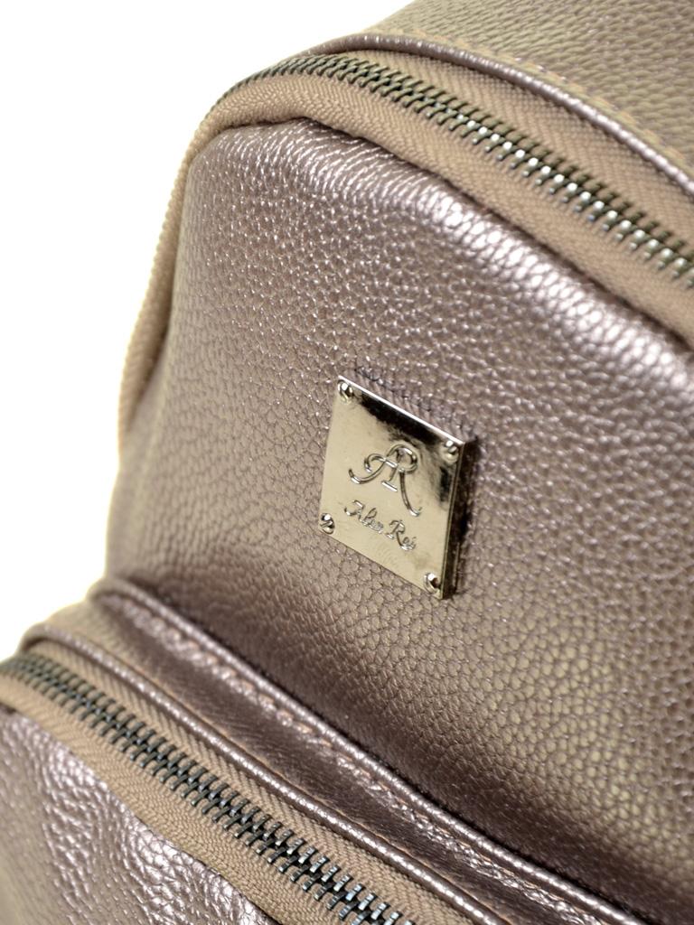 Сумка Женская Рюкзак иск-кожа ALEX RAI 2-05 1703-1 iron-grey