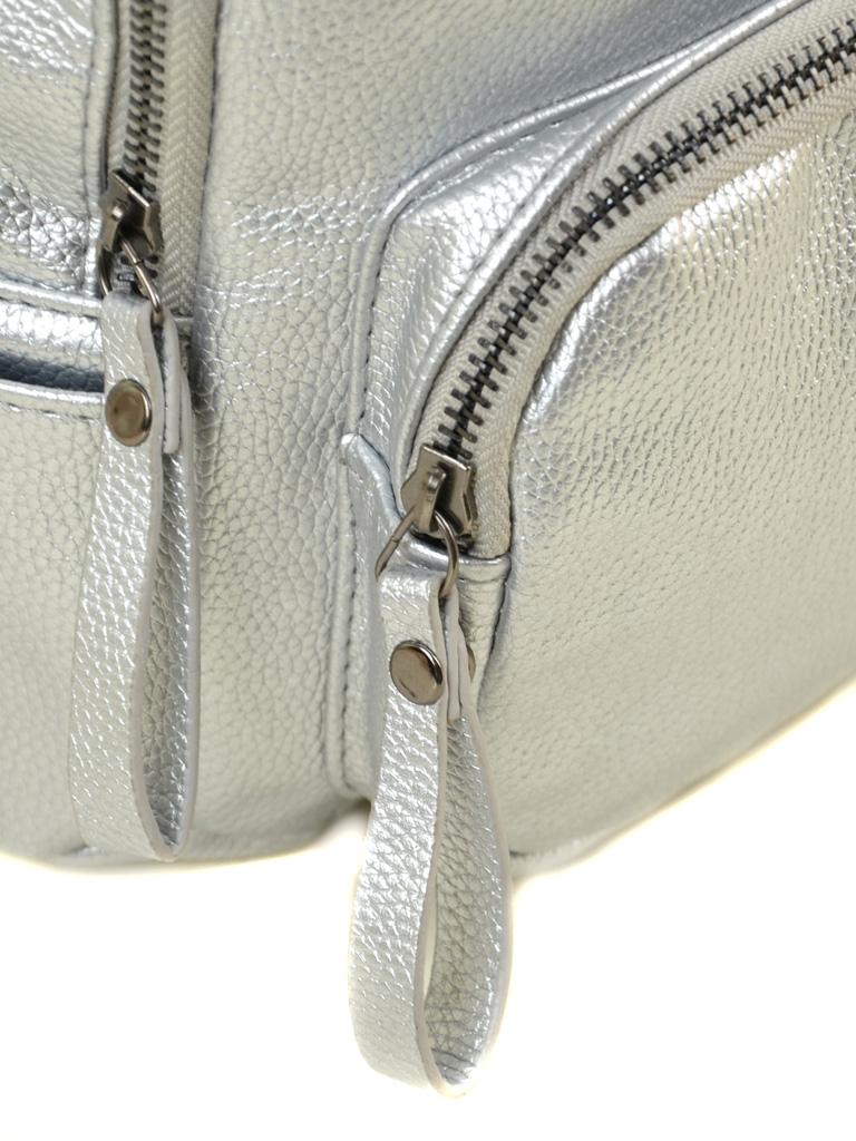Сумка Женская Рюкзак иск-кожа ALEX RAI 2-05 1703-1 silver
