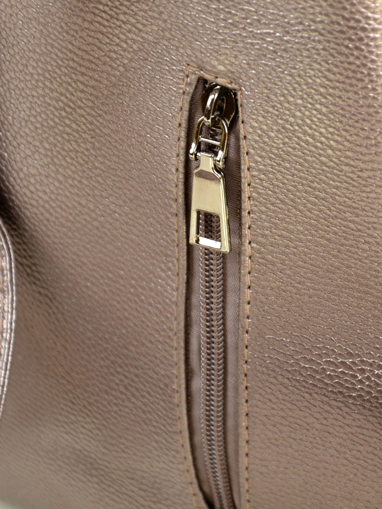 Сумка Женская Рюкзак иск-кожа ALEX RAI 2-05 1703-2 iron-grey