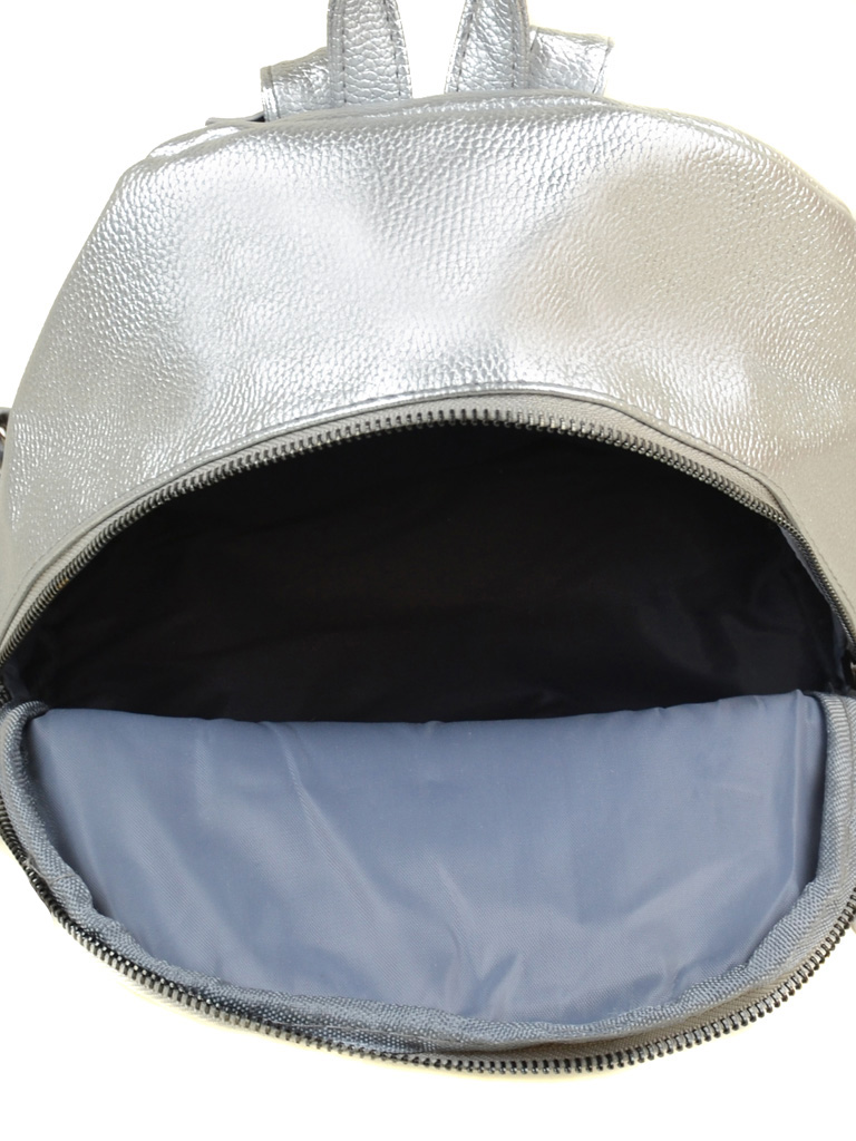 Сумка Женская Рюкзак иск-кожа ALEX RAI 2-05 1703-2 silver