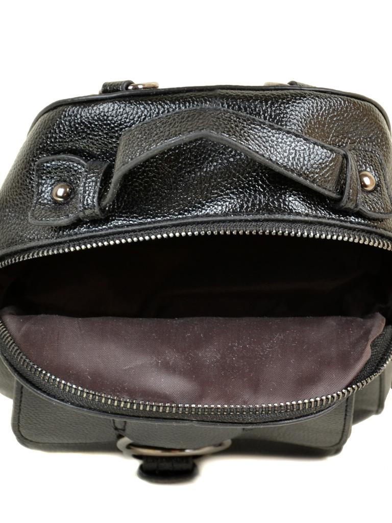 Сумка Женская Рюкзак иск-кожа ALEX RAI 2-05 1704-0 black - фото 5