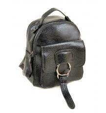 Сумка Женская Рюкзак иск-кожа ALEX RAI 2-05 1704-0 black Распродажа